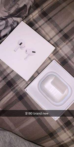 Air pods 𝖯𝗋𝗈 Brand new!!! for Sale in Hazelwood, MO