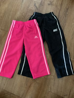 Nike & Adidas kids pants for Sale in Banning, CA