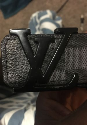 Louis Vuitton belt for Sale in Washington, DC