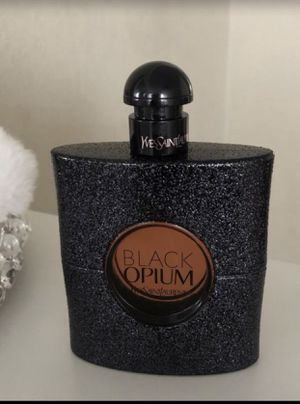 PERFUME Black opium 3.4 oz for Sale in Fort Worth, TX