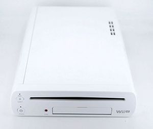 Nintendo Wii U 8GB White Home Console System ~ System Only *No GamePad* Tested for Sale in Chicago, IL