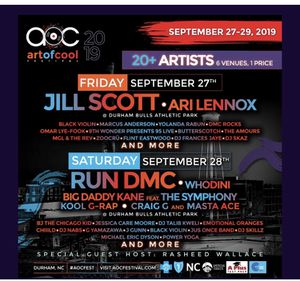 Art of cool tickets for Sale in Raleigh, NC