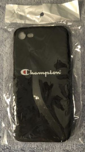 Champion iPhone 6/7/8 case. New. for Sale in Port St. Lucie, FL