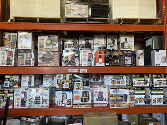 Huge Warehouse Full Of Best Buy/Amazon Product! Ninja Cosori Instant Pot Breville Insignia Nespresso Zojirushi and More! 50% Off All Items! for Sale in Santa Ana,  CA
