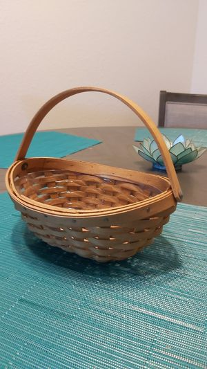 Longaberger basket 3 get 1 free for Sale in Tigard, OR