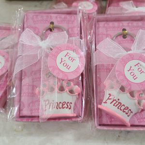 Baby Girl Shower Favors. (Key Chains) for Sale in San Jose, CA