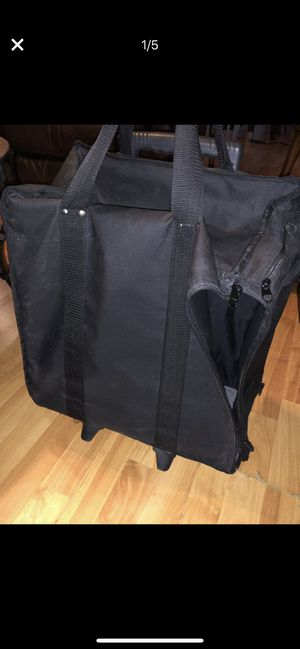 Rolling bag with trays included for Sale in Cutler Bay, FL