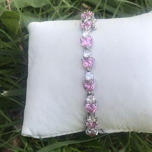 "925 silver bracelet 7"" for Sale in Baltimore, MD"