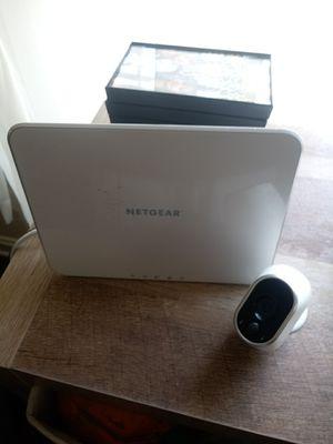 Netgear wireless security camera for Sale in Warren, OH