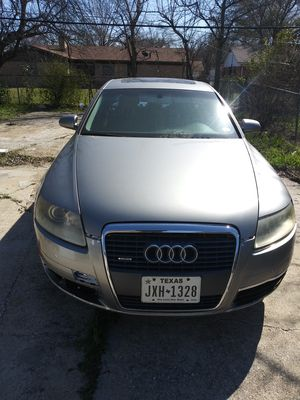06 Audi A6 Quattro for sale for Sale in Fort Worth, TX