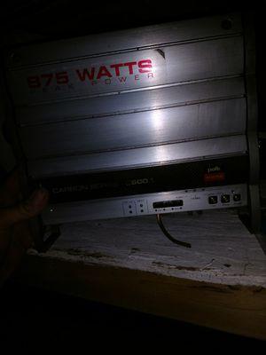 875 Polk audio amp for Sale in Eureka, MO