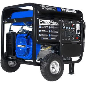 DuroMax XP10000E Electric Start Portable Generator for Sale in Columbus, OH