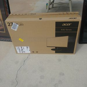 New Acer Computer Monitor for Sale in Cape Coral, FL