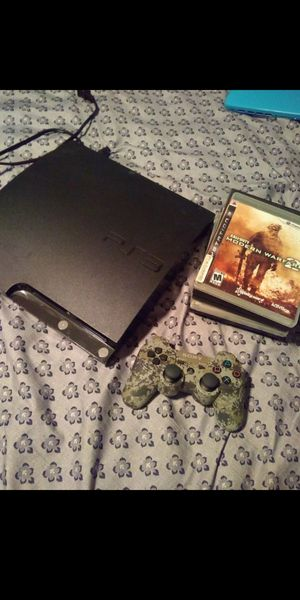 Ps3, game controller, and 6 games for Sale in Warrenton, VA