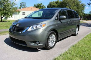 2016 TOYOTA SIENNA for Sale in Miramar, FL