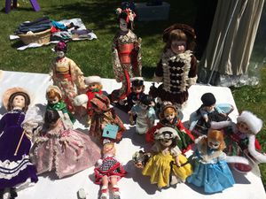 Madame Alexander collectible dolls for Sale in Silverdale, WA