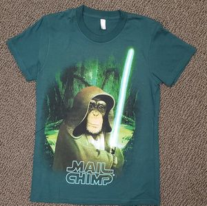 MAIL CHIMP YOUTH ( LARGE SIZE ) T-SHIRT PRE-OWNED IN GOOD CONDITION for Sale in Lynwood, CA