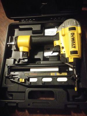 DeWalt 16 gauge precision point finish nailer for Sale in Norman, OK