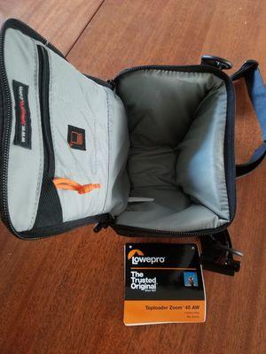 Lowepro Toploader Zoom 45 AW Bag for DSLR Camera Black for Sale in Washington, DC