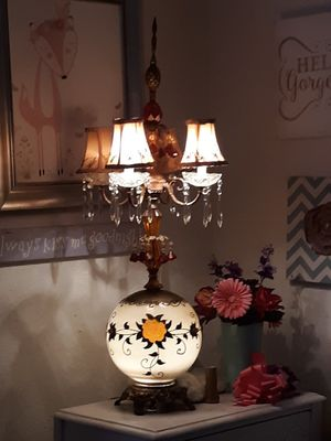 Antique fulkenstein table lamp (rare collectable) for Sale in Austin, TX