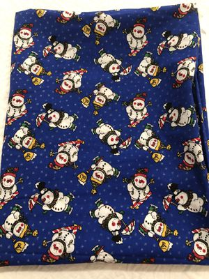 1.44 yards Xmas cotton fabric FREE SHIPPING for Sale in Seattle, WA