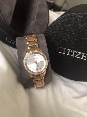 Women's Citizen Rose Gold Watch for Sale in Potter, KS