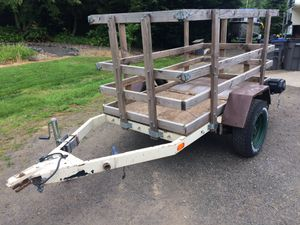 Heavy Duty Utility trailer for Sale in Port Orchard, WA