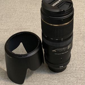 Tampon 70-200mm F2.8G Lens For Nikon for Sale in Cupertino, CA