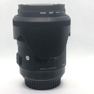 Sigma 35mm f/1.4 ART DG HSM Lens for Canon Digital SLR Cameras for Sale in Aurora, IL