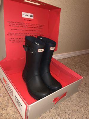 Hunter Boots: Men's US 8 Women's 10 for Sale in Seattle, WA