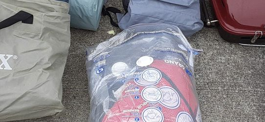 Lot Of New/Basically New Camping Items, And One Used Item for Sale in Carbonado,  WA