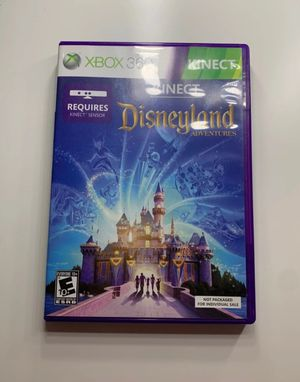 Kinect Disneyland Adventures - Xbox 360 Complete CIB for Sale in Miami, FL