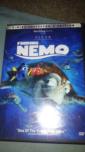 Disney's Finding Nemo Double DVD for Sale in Orlando, FL