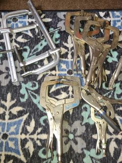 Welders Clamps for Sale in Tomball,  TX