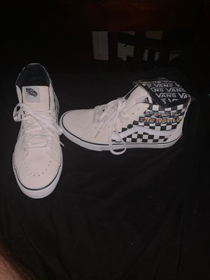 Supreme Vans fuck the world for Sale in San Diego, CA