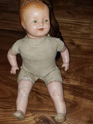 Antique porcelain/ceramic doll for Sale in Land O' Lakes, FL