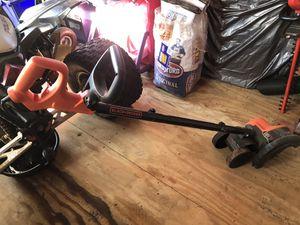 Black and Decker electric 2 in 1 Edger/Trencher for Sale in Stockbridge, GA