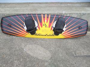 Blindside wake board for Sale in Raleigh, NC