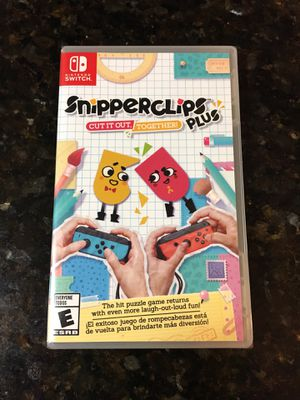 Snipperclips Plus for Sale in Baldwin Park, CA