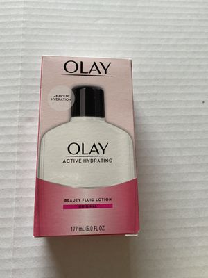 Olay Active Hydrating Beauty Moisturizing Lotion for Sale in McLean, VA