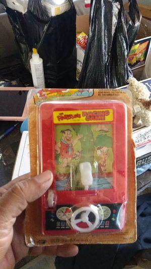 1990 Flintstones racing game for Sale in Santa Fe Springs, CA