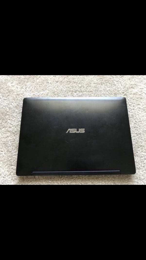 ASUS FOLDABLE TOUCHSCREEN LAPTOP/ TABLET