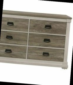 Queen Bed Frame Dresser Mirror And One Night Stand Price Firm for Sale in Ontario,  CA