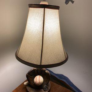 Baseball Lamp for Sale in Elmhurst, IL