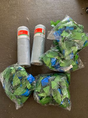 Decorative mesh, flowers for Sale in Brunswick, OH