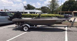 Bass fishing boat outboard trolling motor for Sale in Orlando, FL