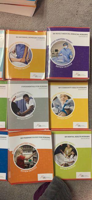 Nursing Books for Sale in Lexington, SC