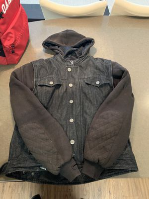 Street and steel motorcycle jacket for Sale in Spring, TX