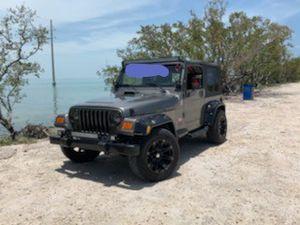 2001 Jeep (TJ) Sport for Sale in Miami, FL