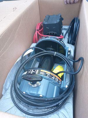 12 v super winch, 24v winch, and a Dayton winch for Sale in Arlington, TX
